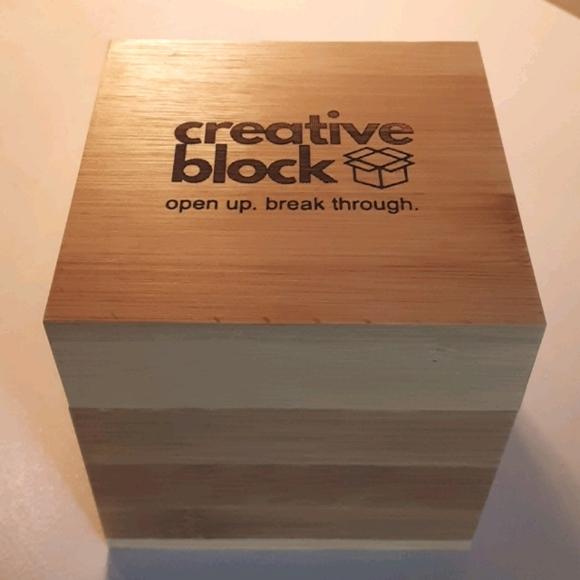 Creative Block Cards